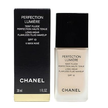 37df8694784 Buy Chanel Perfection Lumiere Long-Wear Flawless Fluid Makeup SPF 10 ...