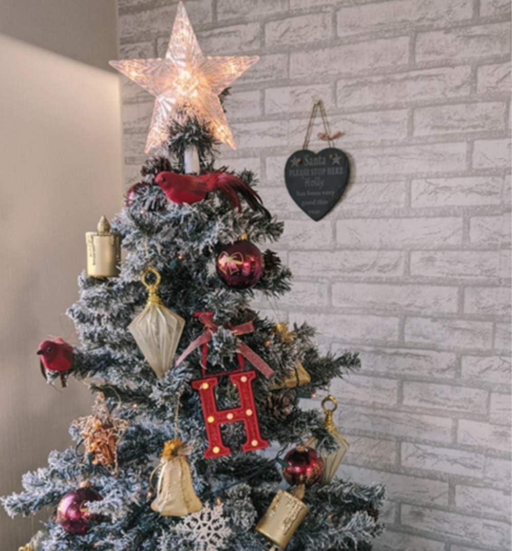 Grau Vintage Ziegel Tapete selbstklebende Tapete Sch/älen und Stick Wallpaper Kontakt Papier abnehmbare Tapete f/ür Wohnzimmer Schlafzimmer Bad und K/üche Weihnachtsgeschenk 44*500cm