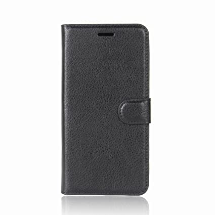 premium selection c847f b7697 BestTalk Samsung J7 Pro (2017) Leather Pro Premium Flip Cover with Card  Slot and Media Viewing Stand(Black)