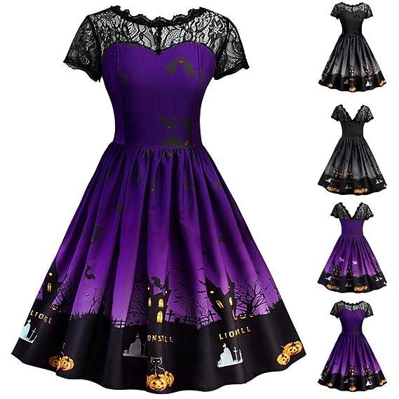 POLP Vestidos Largo Negra,Tallas Grandes Vestidos,Falda Chaleco Camisetas,Mini Corto Elástica