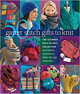 2bb443c1a6a2 50 Garter Stitch Gifts to Knit  The Ultimate Easy-to-Knit Collection ...