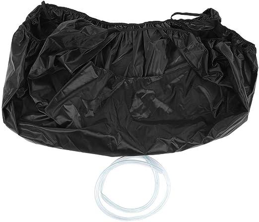 Cubierta de limpieza de campana extractora de ventilación, bolsa de limpieza de tela Oxford gruesa impermeable, bolsa protectora de lavado de alta elasticidad montada en la pared: Amazon.es: Hogar
