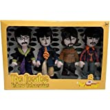 Beatles 4 Band Member Plush Box Set