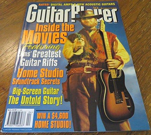 April 1997 GUITAR PLAYER Magazine Issue 328 Vol 30 No 4