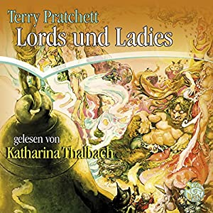 Lords und Ladies Hörbuch