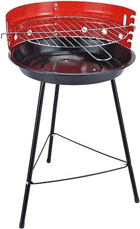 Portable ronde pour Barbecue Grill à charbon Grille de