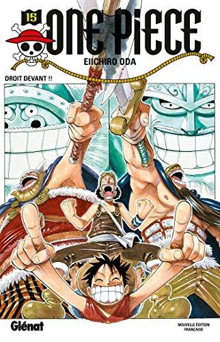 One Piece - Édition Originale Vol.15 Droit Devant !! French Edition