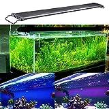 AE-SHOP Aquarium Hood Lighting Fish Tank Light for...