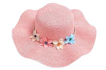 04b4e583cd4e4 Da.Wa - Sombrero de verano para niñas