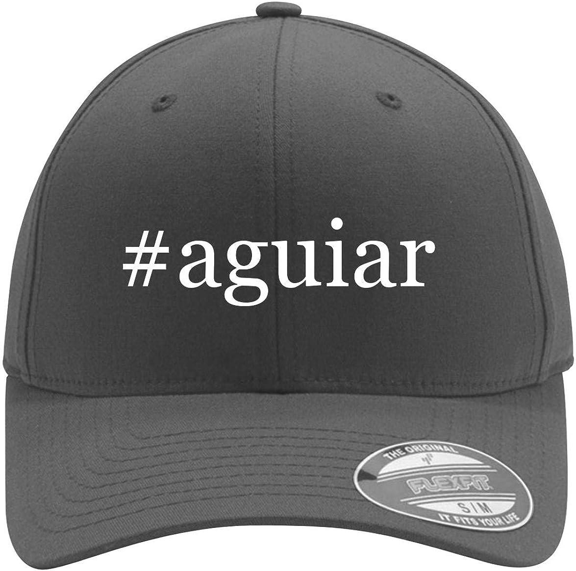 #Aguiar - Adult Men'S Hashtag Flexfit Baseball Hut Cap