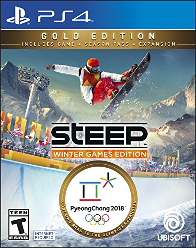 Steep Winter Games Gold Edition - Pre-load - PS4 [Digital Code] by Ubisoft