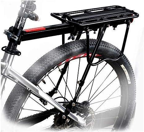 LIDAUTO Alforja Trasera Bicicleta Bicicleta Portabicicletas ...