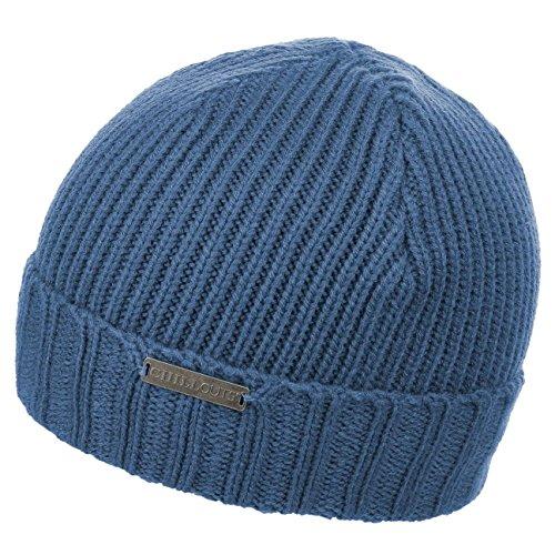 única Talla Azul mujer de Helen gorro invierno CHILLOUTS negro tiene qa08Anw