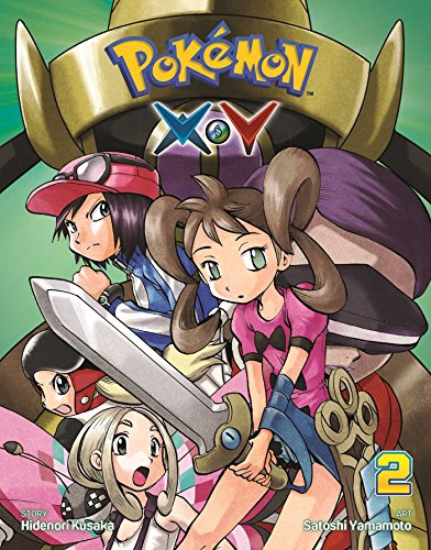 Pokémon X•Y, Vol. 2 (Pokemon) Photo