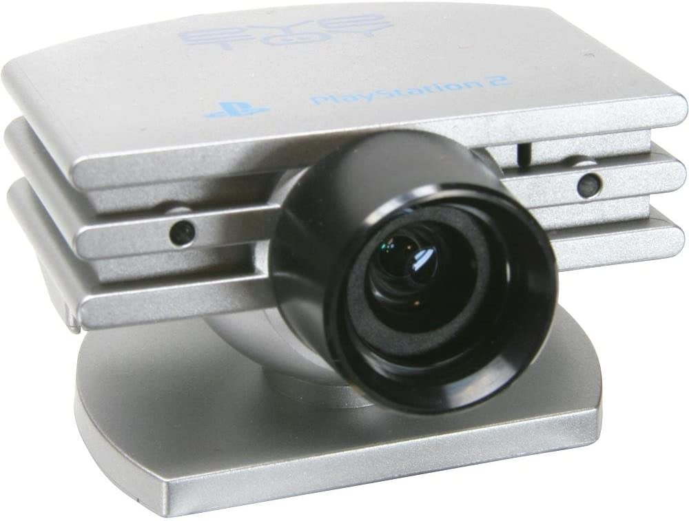 Use your eye toy as a webcam