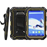 7 Inch Rugged Android Tablet PC IP68 3G 1280x800 Quad Core CPU 1GB RAM 16GB Memeory Android OS
