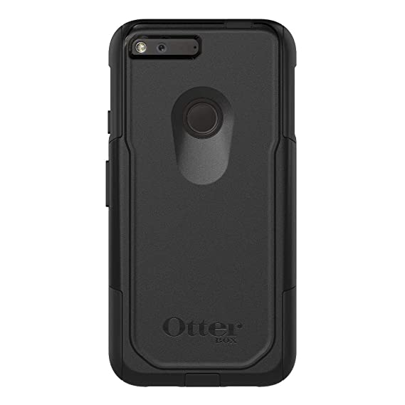 more photos 45b11 b1792 OtterBox Commuter Series Case for Google Pixel XL (Not for Pixel 2 XL)  Black (Certified Refurbished)