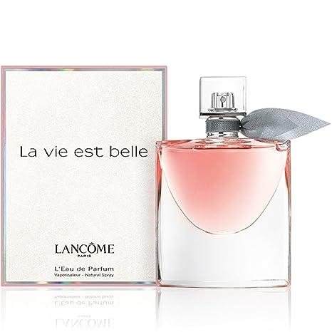 perfume la vida es bella de lancome