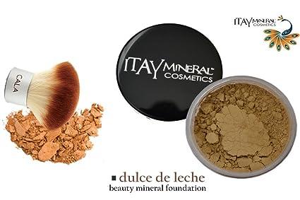 Itay Mineral Fundación Polvos de maquillaje 9 Gr MF-5 – dulce de leche +