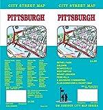 Pittsburgh, PA Street Map