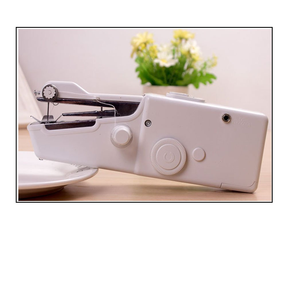 Mini hand-held sewing machine desktop electric home small sewing machine HKJC