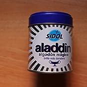 Aladdin - Algodón Limpia Metales, 75 g: Amazon.es: Salud y cuidado personal