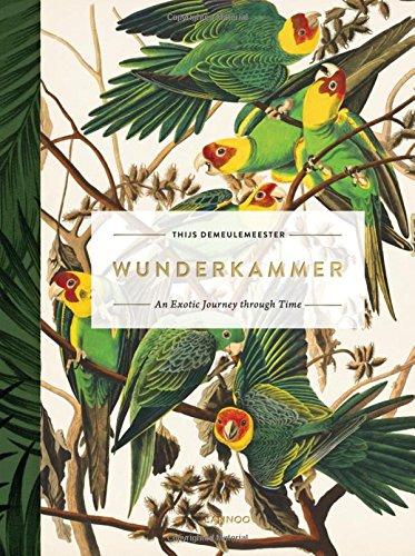 Wunderkammer: An Exotic Journey Through Time Thijs Demeulemeester