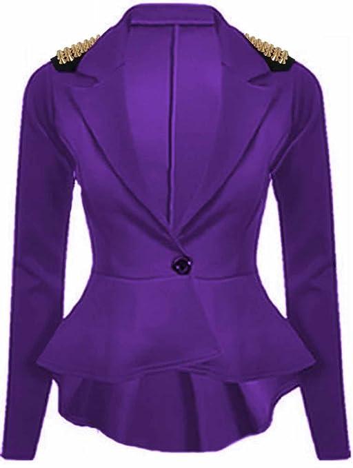 New de tela para mujer fina de Tribunal mexicano fusta de cambio de marchas Blazer perchero de pared de diseño de la chaqueta de traje de neopreno para ...