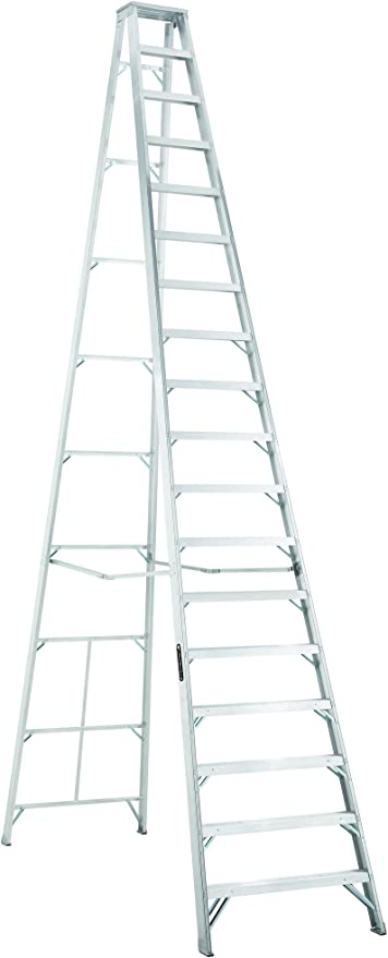 Louisville Ladder Louisville As1018 18 Aluminum 300 Lb Stepladder Type Ia Amazon Com