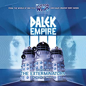 Dalek Empire 3.1 - The Exterminators Radio/TV Program