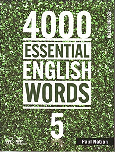 4000 Essential English Words Book 5 – 2nd Edition