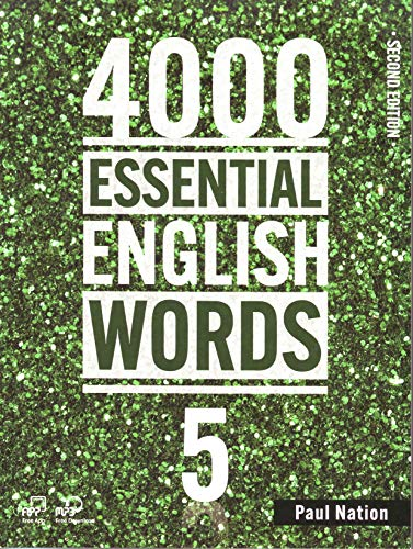 4000 Essential English Words, Book 5, 2nd Edition (4000 English Words Essential)