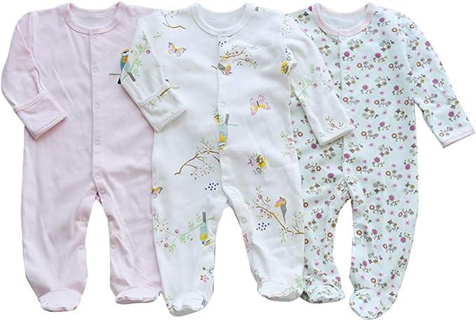 Von 0 Bis 3 Monate Babykleidung 5 Pack