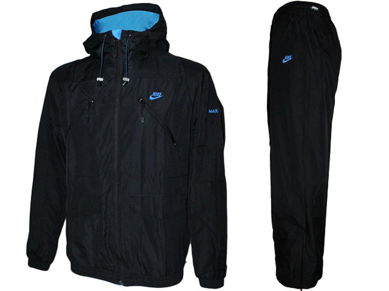 Chándal para hombre Nike Max Ltd superior e inferior de negro ...