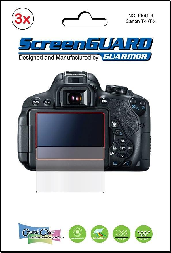 Guarmor - Protector de pantalla para cámaras réflex digitales ...