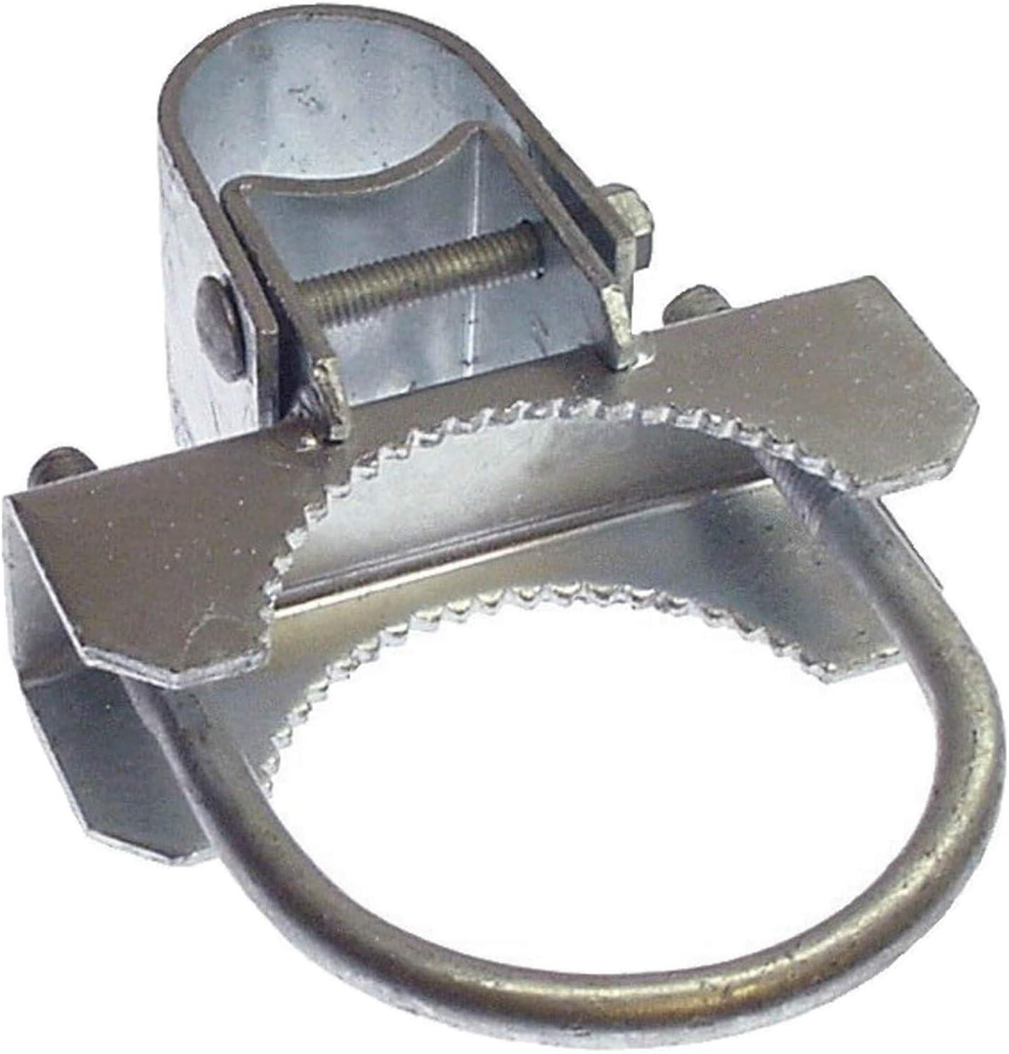 """3/"""" Industrial Grade Pressed Steel Chain Link Fence Gate Hinge Pair Hinges"""