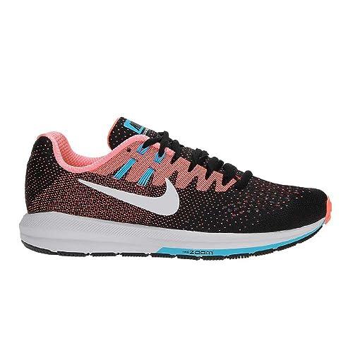 buy popular 87df7 9f03e Nike Wmns Air Zoom Structure 20, Scarpe da Corsa Donna: Amazon.it ...