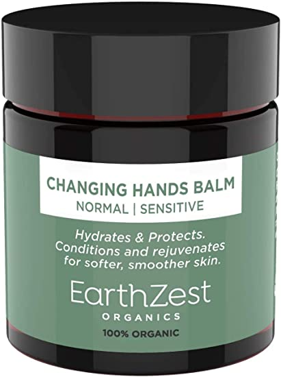 Hydrating Hand Cream Organic and Natural Skin Care | Dr