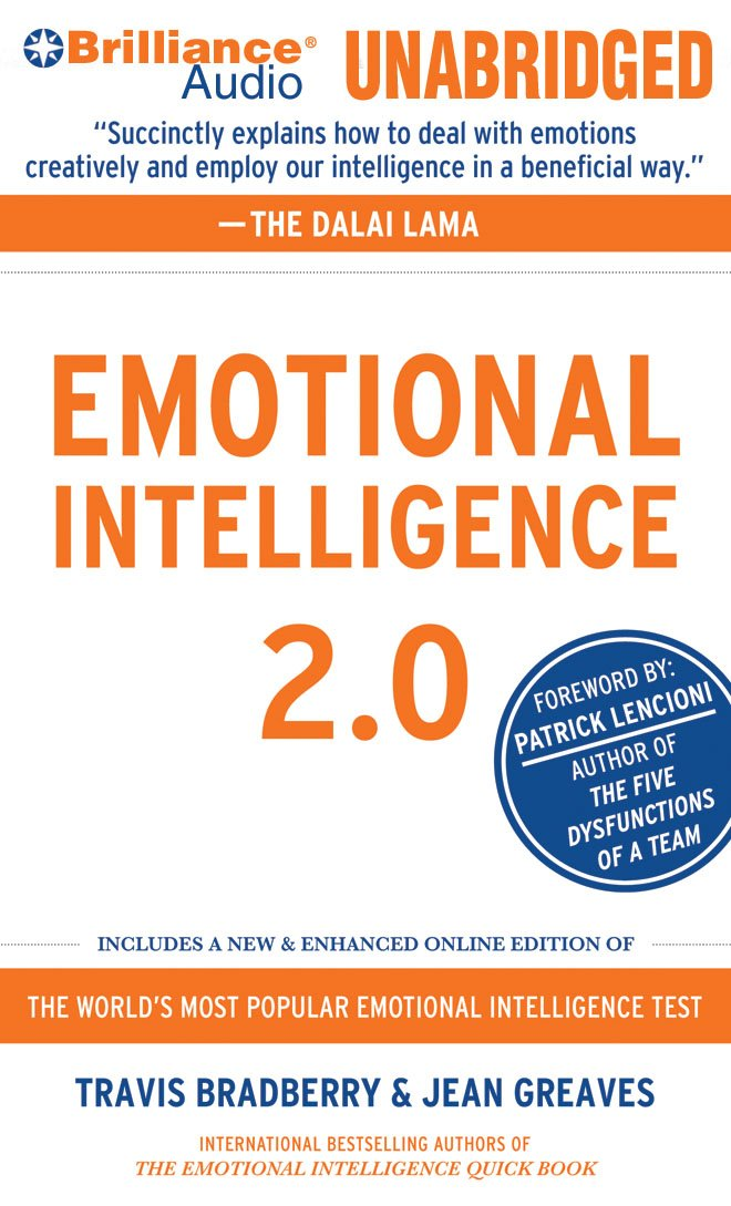 Emotional Intelligence 2.0 by Brand: Brilliance Audio on CD Unabridged