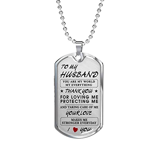 Amazon.com: AZ Regalos de acero inoxidable a mi marido ...