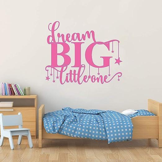 xingbuxin Dream Big Little One Cotización Etiqueta de la Pared ...