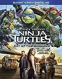 Teenage Mutant Ninja Turtles: Out of the Shadows [Blu-ray + DVD + Digital HD]