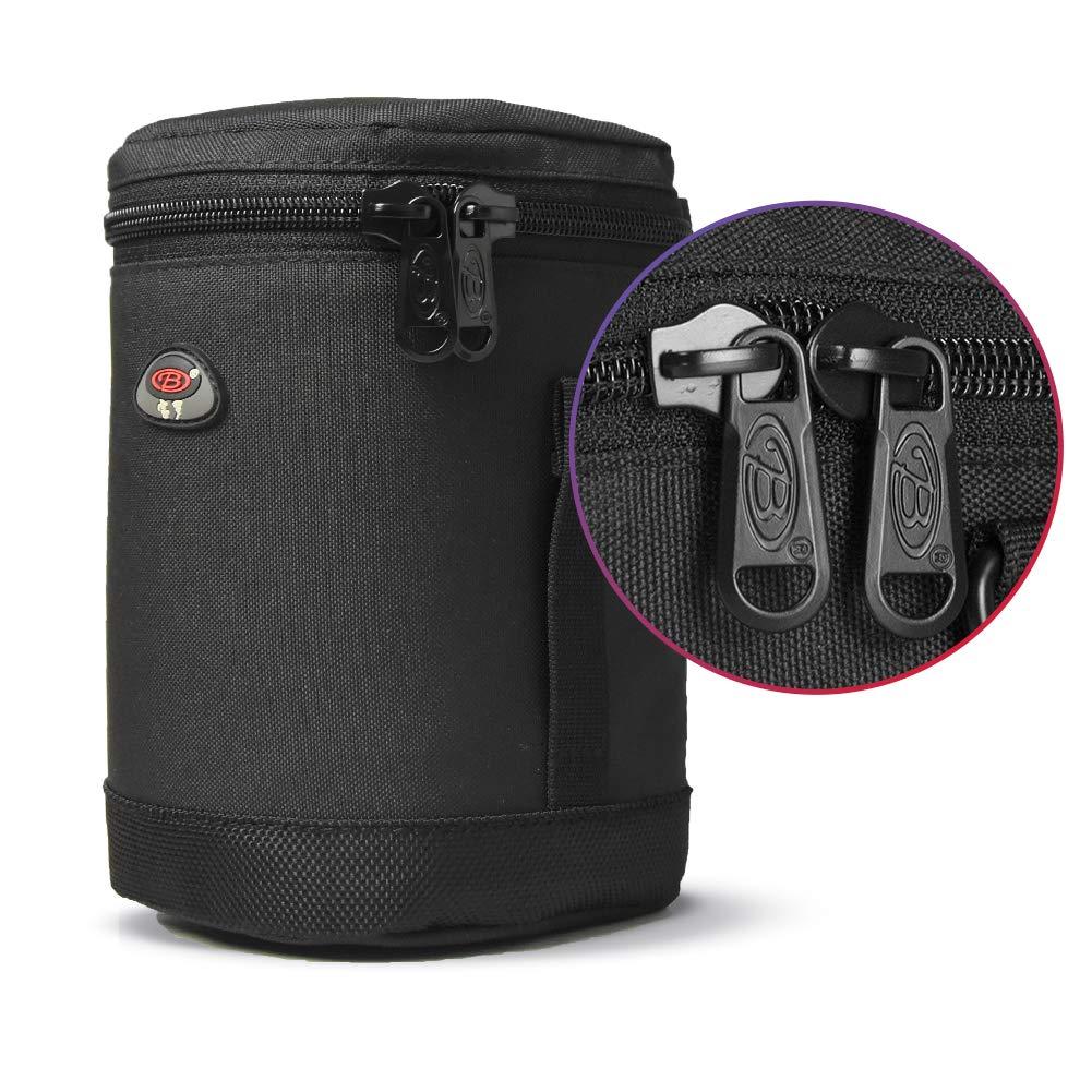 Waist Belt for Camera Adjustable SLR DSLR Camera Waist Strap Waist Belt Harness Vented Padding Lens Pouch Hanger Flashlight Water Bottle Holder Clip with Eight Loops