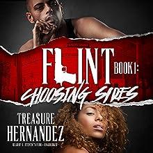 Choosing Sides: Flint, Book 1 Audiobook by Treasure Hernandez Narrated by L. Steven Taylor