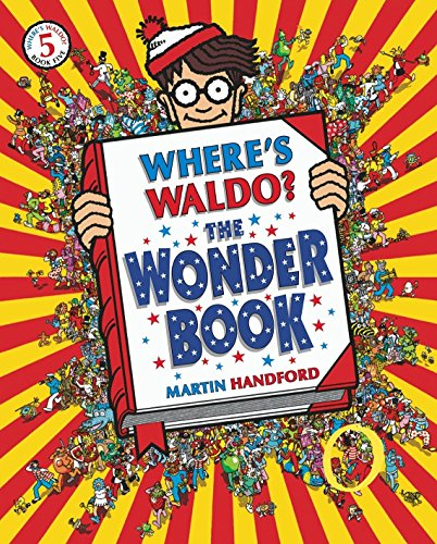 Where's Waldo? The Wonder Book