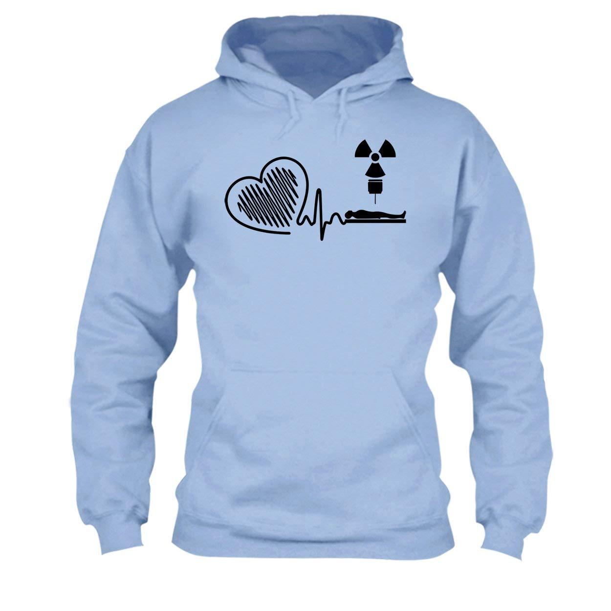 Womens Shirt Radiation Therapist Heartbeat Tee Shirt Mens Shirt
