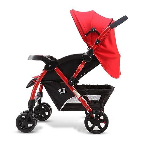 Guo Baby Trolley Alto Paisaje Se Puede Acostar Ultra-ligero Portátil ...
