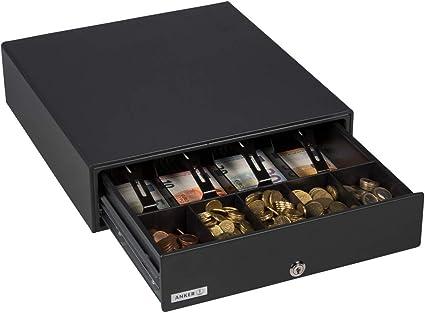 Anker MDX 13 - Cajón para caja registradora (tamaño pequeño, con 5 ...