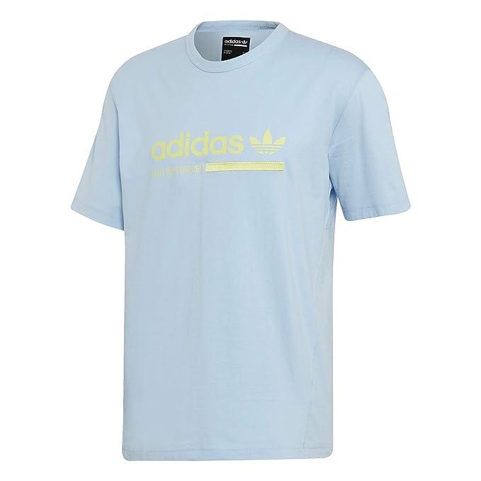 adidas tee Camiseta, Hombre: Amazon.es: Ropa y accesorios