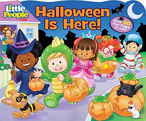 Fisher-Price Little People: Halloween Is Here! (Little People Fisher-Price) -